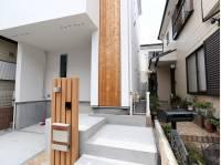 神奈川県茅ヶ崎市浜之郷の新築戸建