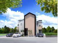 神奈川県茅ヶ崎市東海岸北5丁目の新築戸建