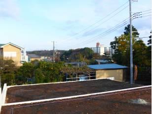 のどかな景色が広がります 完成した家からの眺めが楽しみになる土地