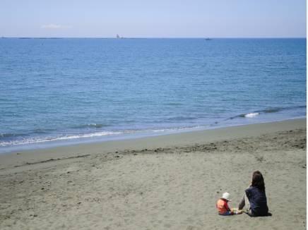 海まで7分という湘南暮らしを謳歌できる場所(約550m)