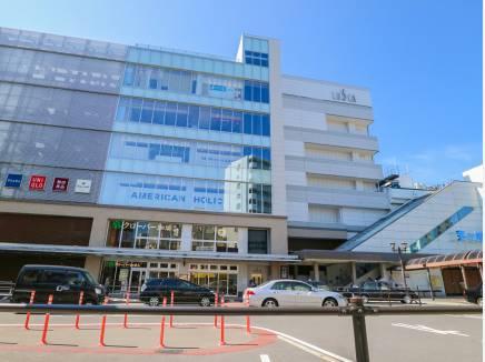 JR東海道線「茅ヶ崎駅」徒歩12分