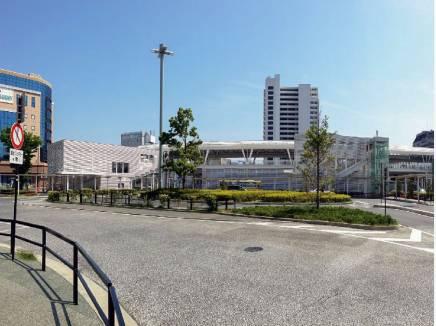 JR東海道線『藤沢駅』バス約12分
