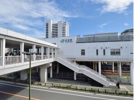「辻堂駅」まで徒歩12分(約960m)と嬉しい距離です。