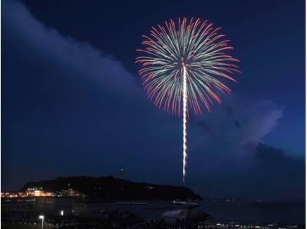 江ノ島の花火大会