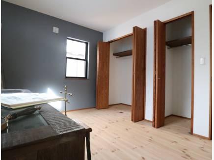 居室② 安心の収納力