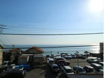 目の前に広がる海。『湘南景色』を楽しむ暮らしを