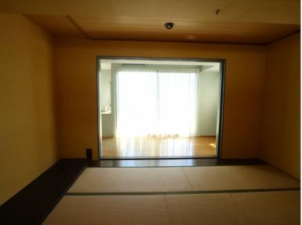 和室もございます。