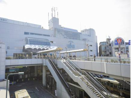 JR東海道線「茅ヶ崎駅」徒歩4分