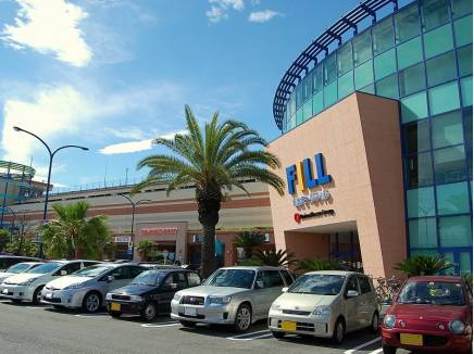 大型ショッピングセンター『湘南モールフィル』