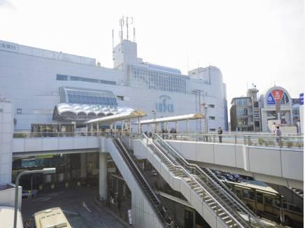 茅ヶ崎駅周辺には、商業施設が充実!!