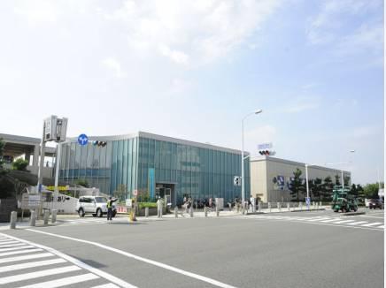 江ノ島水族館 約640M