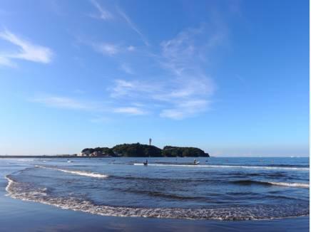 海までまっすぐ徒歩10分!!