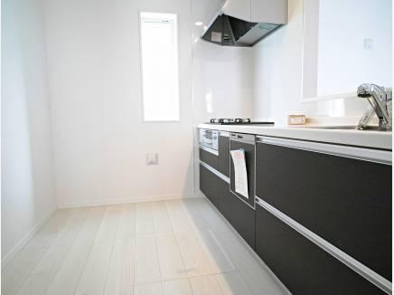 食器洗浄機搭載のキッチン