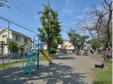 矢畑第一公園まで徒歩2分(約160m)