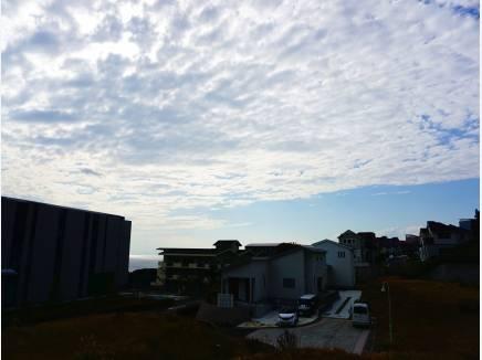 澄んだ空気が気持ちの良い住環境。