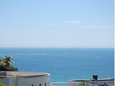 バッチリ海を望みます!