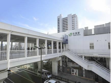 商業施設が豊富なJR東海道線『辻堂駅』徒歩2分