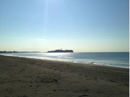 海まで徒歩2分(約160m)