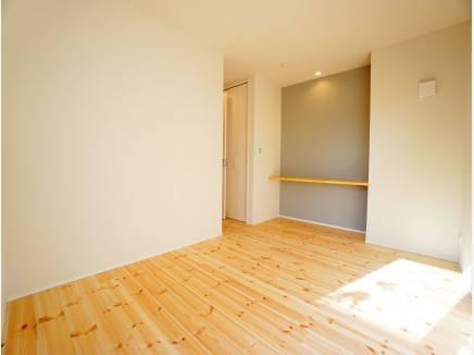 居室は3部屋あり、3LDKのようにお使い頂けます。