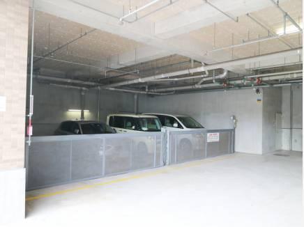 駐車場完備!