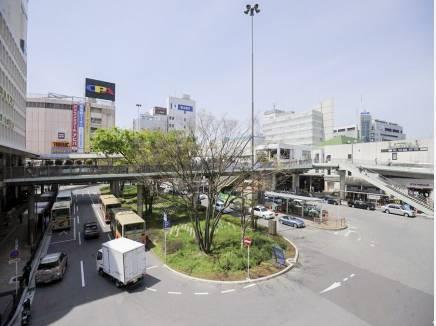 藤沢駅南口です