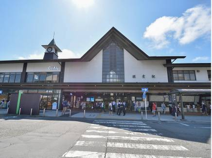 JR横須賀線「鎌倉」駅まで徒歩19分