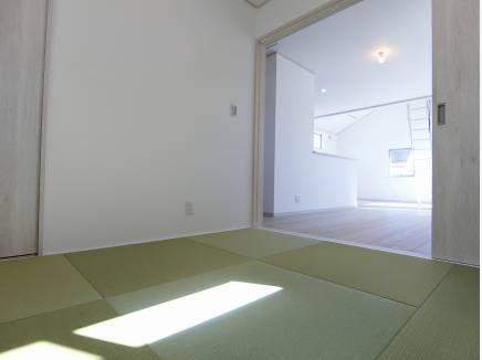 マルチに活躍する畳の床はやっぱり便利! 日本人ですネ♪