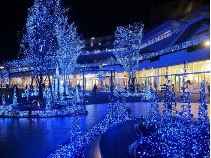 休日はTerrace Mall湘南で(約2.6km)