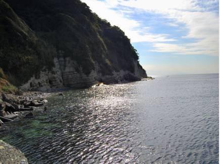 海も山もある自然豊かな環境です