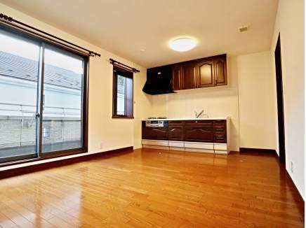 2階の居室にはミニキッチンも