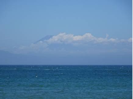 富士山も♪