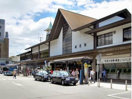 鎌倉駅まで約1.9㎞