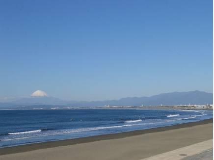 海までふらっと散歩でもいかがでしょうか♪