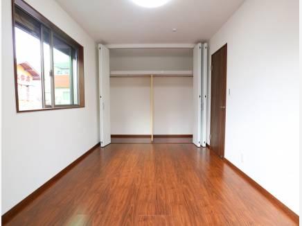 各居室収納スペースがあります