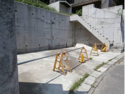 駐車場も3台可能!!