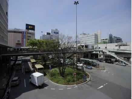 この藤沢駅まで徒歩13分の立地です!