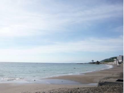 久留和海岸 徒歩7分(約560m)お散歩も楽しめます。