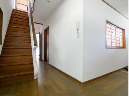 昭和地区の建物には平成3年に増改築を実施
