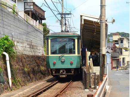江ノ島電鉄線「七里ガ浜」駅まで徒歩7分