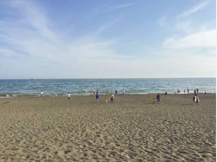 湘南の海まで約1.4kmほど