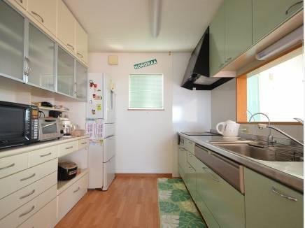 対面キッチンです!