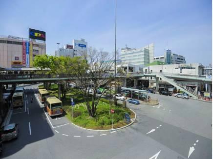 3路線が乗り入れる『藤沢駅』まで徒歩23分