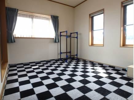 3階のお子さんのお部屋がこちら。