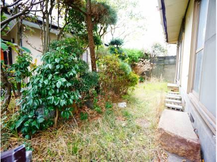 古家は昭和52年築。