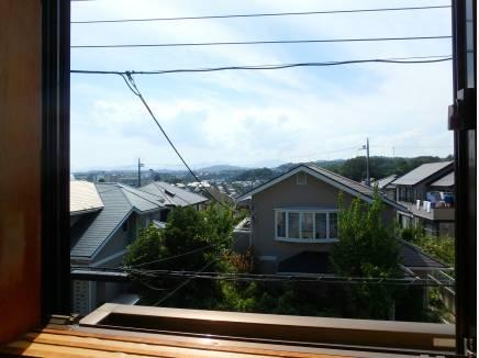 2階居室からの眺望