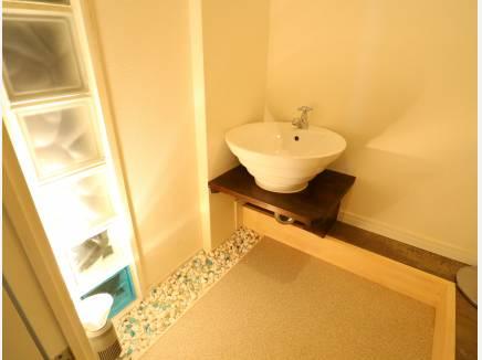 トイレのお手洗い場