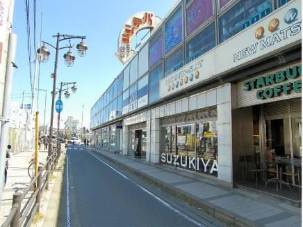 スーパースズキヤまで徒歩14分(約1120m)
