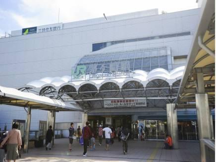 JR東海道線「茅ヶ崎駅」徒歩11分