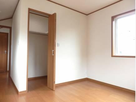 居室の一つ。