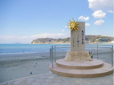 逗子海岸まで徒歩9分(約700m)